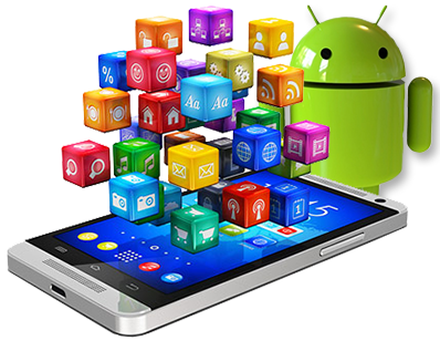 Android apps live project development training